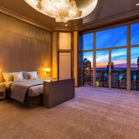 Penthouse tens of millions of dollars are expensive in the US and UK between Covid-19